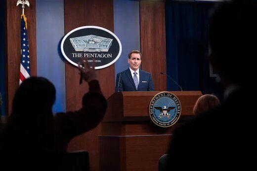 واکنش پنتاگون به احتمال وقوع درگیری ایران و اسرائیل
