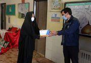 اهداء ۷۵ دستگاه مایع ریز اتوماتیک به مدارس بافق