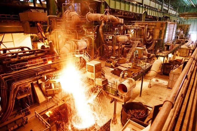 آتشسوزی در شرکت فولاد خوزستان مهار شد