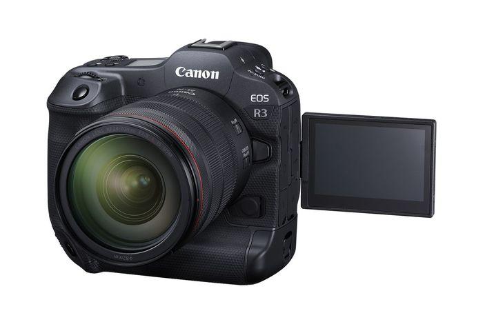 کانن از پیشرفته ترین دوربین بدون آینه رونمایی کرد + قیمت