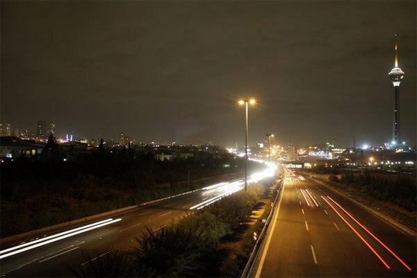 وضعیت محدودیت تردد شبانه در نوروز