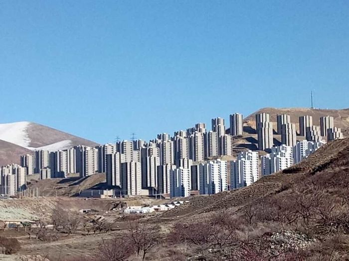آپارتمان های ۷۰ متری تهران چند؟ + جدول