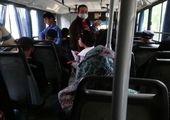 افزایش بی سابقه مسافران اتوبوس های بین شهری