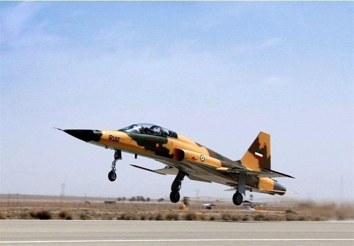 هواپیمای آموزشی ارتش دچار حادثه شد
