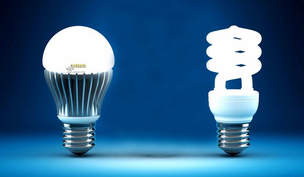 قیمت انواع لامپ کم مصرف در بازار + جدول