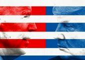 واشنگتن پست برنده انتخابات آمریکا را بیش بینی کرد + عکس