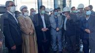 یک واحد کنسانتره سنگ آهن در میبد افتتاح شد