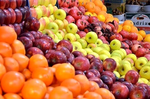 قیمت میوه و تره بار در بازار امروز (۹۹/۱۲/۲۵) + جدول