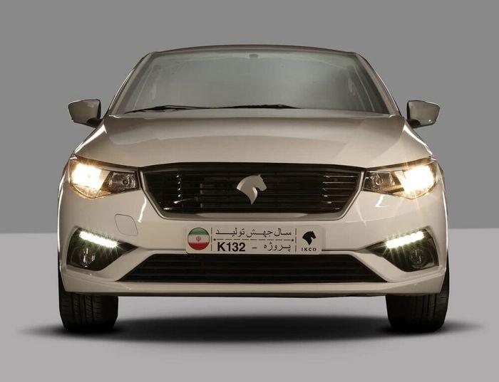 مشخصات و امکانات خودروی تارا + اینفوگرافی