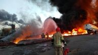 علت صدای انفجار در پالایشگاه تهران اعلام شد