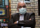 اولین واکنش حسام الدین آشنا بعد از استعفا + عکس