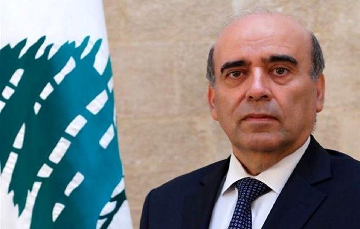 وزیر خارجه لبنان کرونا گرفت