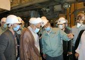 تامین اکسیژن بیمارستان کودکان توسط فولاد هرمزگان