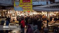 تصاویر/ مردم، کرونا و بازار ماهی فریدونکنار!