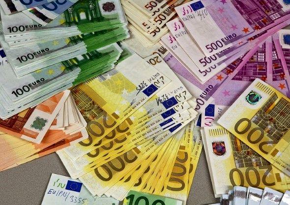 قیمت یورو در بازار آزاد (۷ تیر )