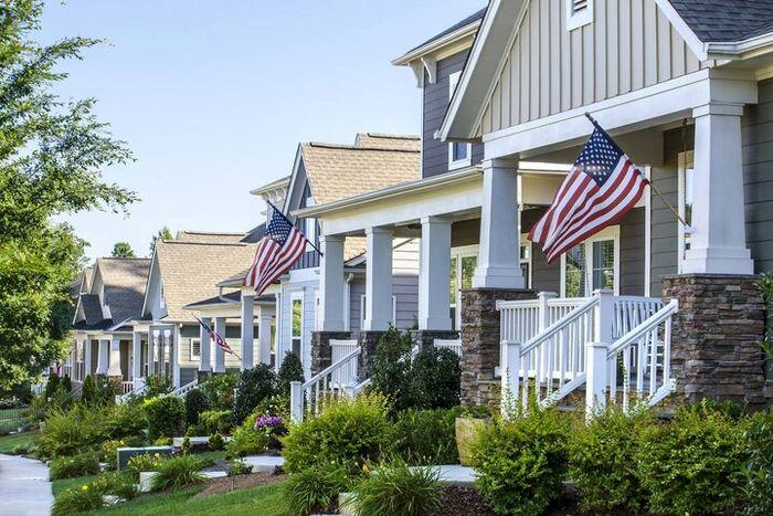 بازار مسکن در آمریکا از بین رفته است؟