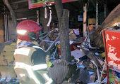 ۲ خانه ویلایی در مشهد منفجر شد!