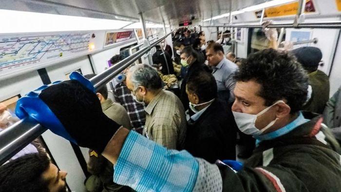 چگونه از میزان ازدحام در مترو آگاه شویم؟