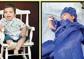 عجیبترین کودک دنیا؛ ۱۰ سال نه ۱۰۰ سال! / عکس