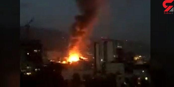 انفجار مرکز درمانی تهران حداقل ۱۳ کشته بر جای گذاشت