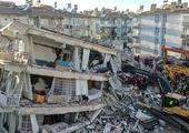 زلزله شدید هند را تکان داد