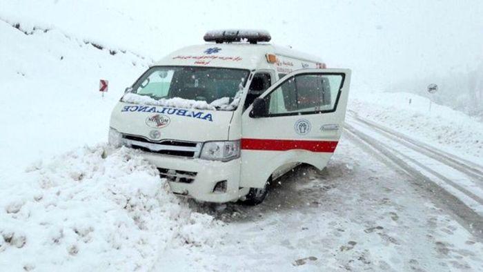 ۵ کوهنورد مفقود شده در دماوند نجات یافتند