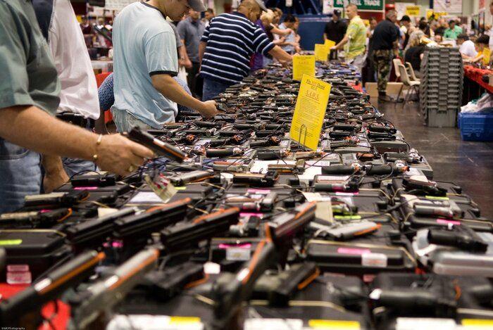 آمریکایی ها مسلح میشوند!