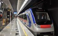 خودکشی مرد جوان در مترو تهران