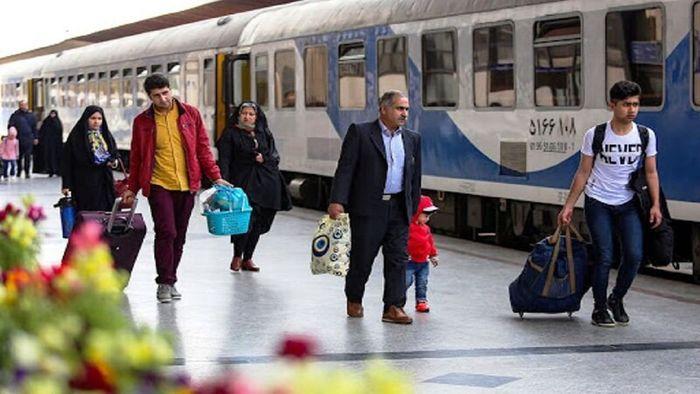 مدیرعامل راهآهن: کاهش مسافر را با افزایش حمل بار جبران کردیم+ فیلم