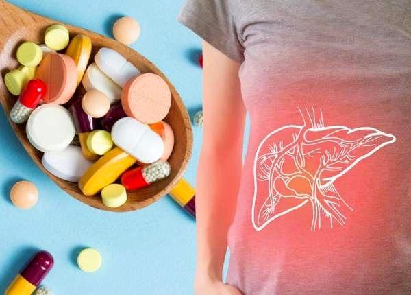 داروهایی که رابطه خوبی با کبد ندارند