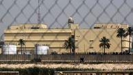 صدای انفجارهای شدید از سفارت آمریکا در بغداد