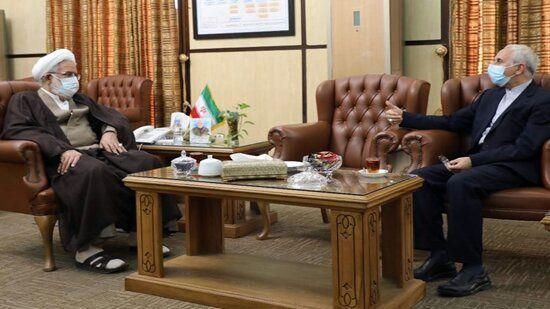 دیدار سفیر ایران در ارمنستان با دادستان کل کشور