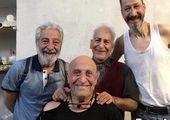 تولد نرگس محمدی با سورپرایز بهاره رهنما و نیوشا ضیغمی + عکس