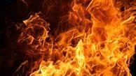 آتش دوباره به جان یک بیمارستان در عراق افتاد