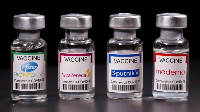 مقایسه پوشش واکسیناسیون در ایران و جهان