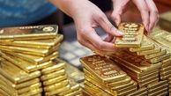 افت قیمت طلا در بازار طلا