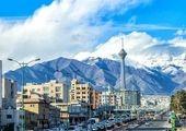 آلودگی هوا در برخی نقاط تهران جدی شد