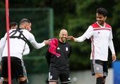 خداحافظی غیررسمی و نامحسوس دو کاپیتان تیم ملی