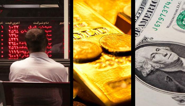 عملکرد بازارهای مالی در هفته گذشته
