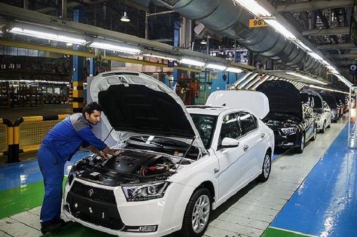 آخرین آمار از تولید خودرو در کشور