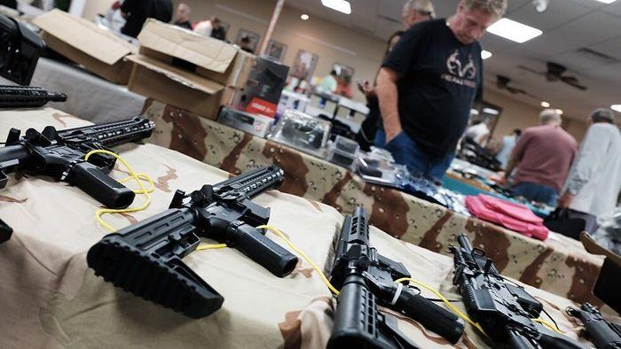 رکورد فروش سلاح در آمریکا شکسته شد
