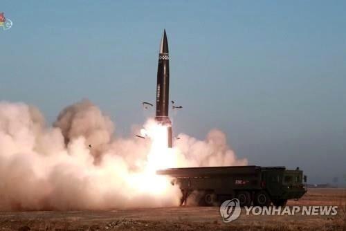 حمله کره شمالی با دو موشک بالستیک به سوی دریای ژاپن