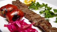 قیمت یک سیخ کباب فقط ۱۴۰ هزار تومان / کاریکاتور