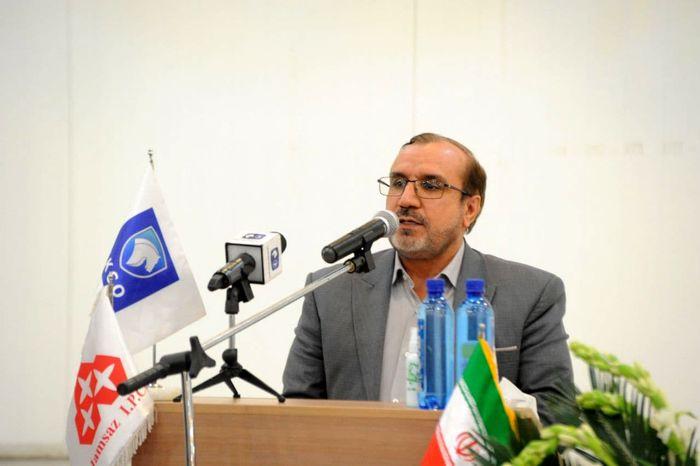ایران خودرو به تولید در استان البرز رونق داده است