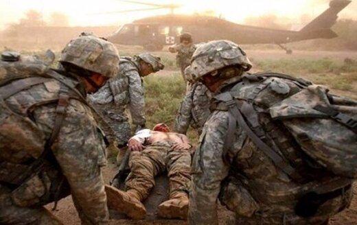 امریکا در یمن تلفات داد