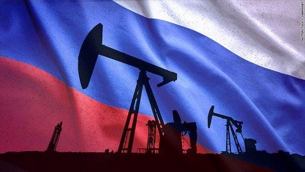دورخیز گازی عجیب روسیه