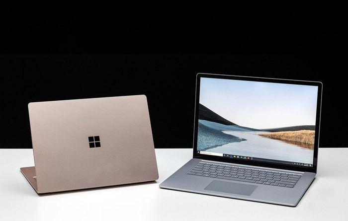 قیمت لپ تاپ مایکروسافت در بازار +جدول