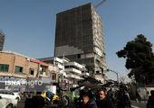 علت سقوط چترباز حرفهای در سالگرد پلاسکو