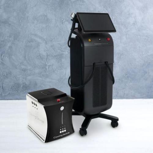 دستگاه لیزر موهای زائد تیتانیوم به صورت اقساط