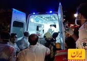 رئیس اورژانس: کشته شدن حداقل ۱۳ نفر در انفجار شمال تهران قطعی است